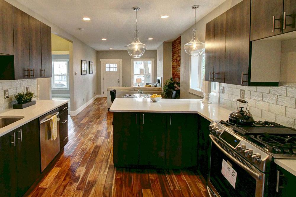 Inca Duplex Kitchen Interior Designer Denver Co